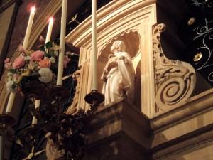 Santa Inés en Oratorio de Birmingham